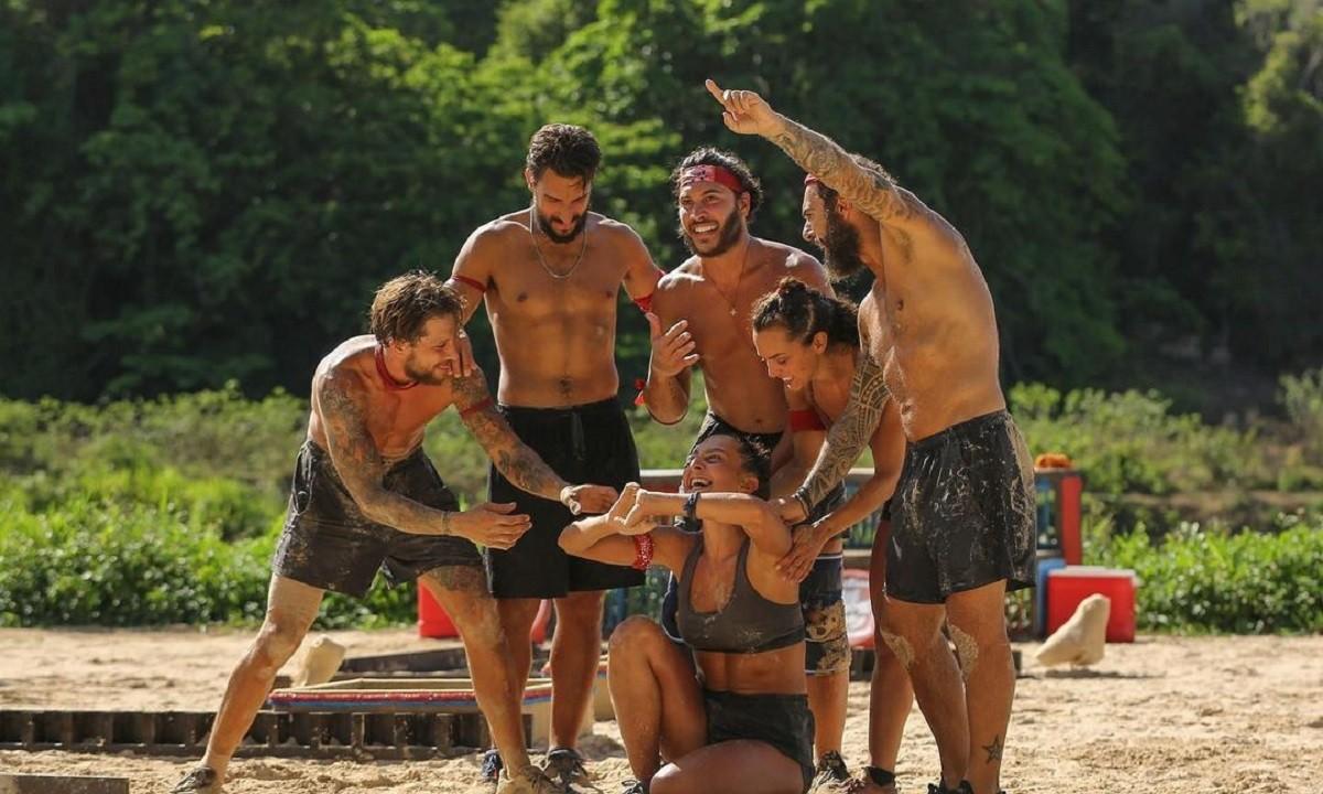 Survivor highlights 5/5: Σάρωσαν οι Κόκκινοι – Χαμός στους Μπλε (vids)