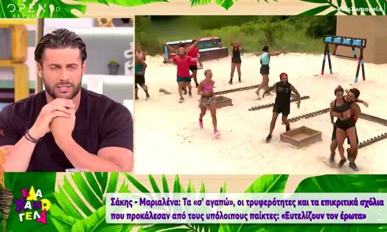 Survivor 29/5 – Βασάλος: «Το παιχνίδι έχει βαλτώσει! Ο Σάκης και η Μαριαλένα… βγάζουν τα λεφτά τους»