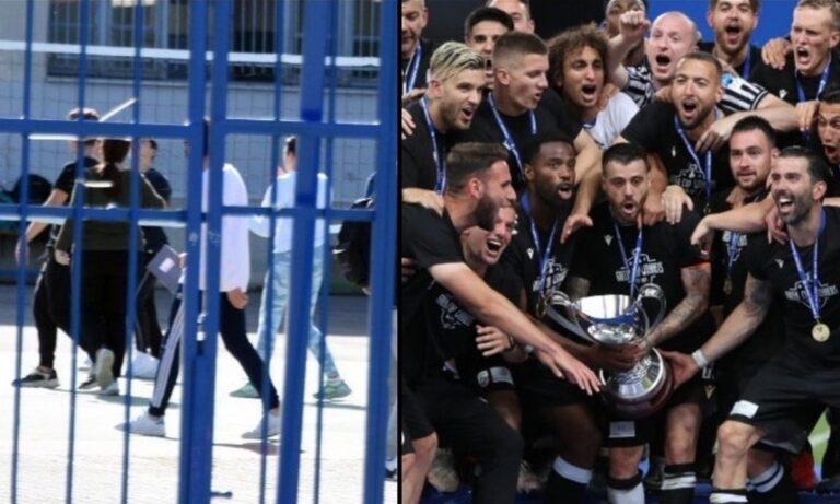 Ένα σοκαριστικό περιστατικό έλαβε χώρα στο Νέο Ηράκλειο, όπου ένας 15χρονος έπεσε θύμα bullying επειδή ο ΠΑΟΚ πήρε το Κύπελλο.