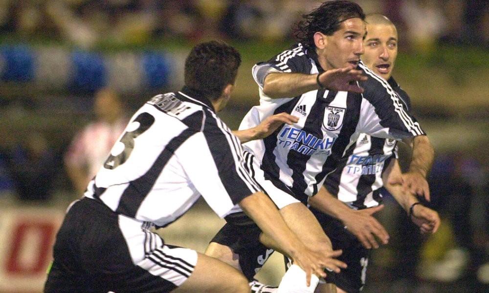 Σαν σήμερα, στις 12 Μάϊου του 2001 ο ΠΑΟΚ σήκωνε το κύπελλο Ελλάδας κόντρα στον Ολυμπιακό, με 4-2, στη Νέα Φιλαδέλφεια.