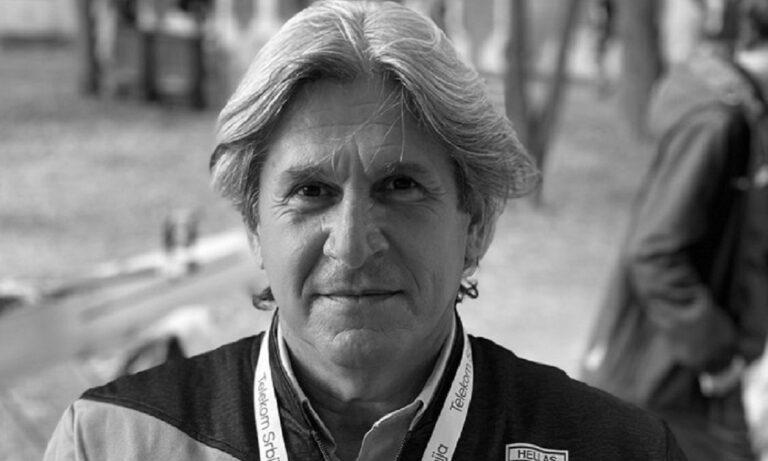 Πένθος για την ελληνική κωπηλασία και τον ελληνικό αθλητισμό γενικότερα, καθώς την Κυριακή (16/5) πέθανε ο Θανάσης Μητρούσης.