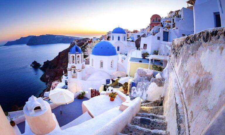 Οι Γερμανοί κλείνουν διακοπές στην Ελλάδα περισσότερο και από το 2019