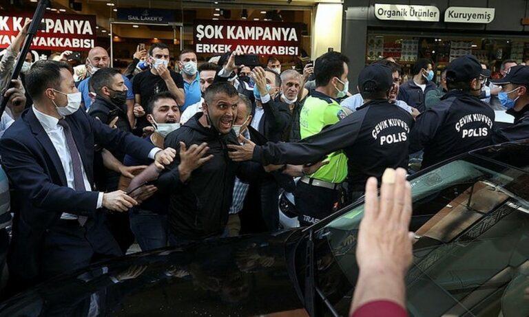 Τουρκία: Επίθεση δέχθηκε η πρώην πρόεδρος της τουρκικής εθνοσυνέλευσης και επικεφαλής του «Καλού Κόμματος» από οπαδούς του ΑΚP.