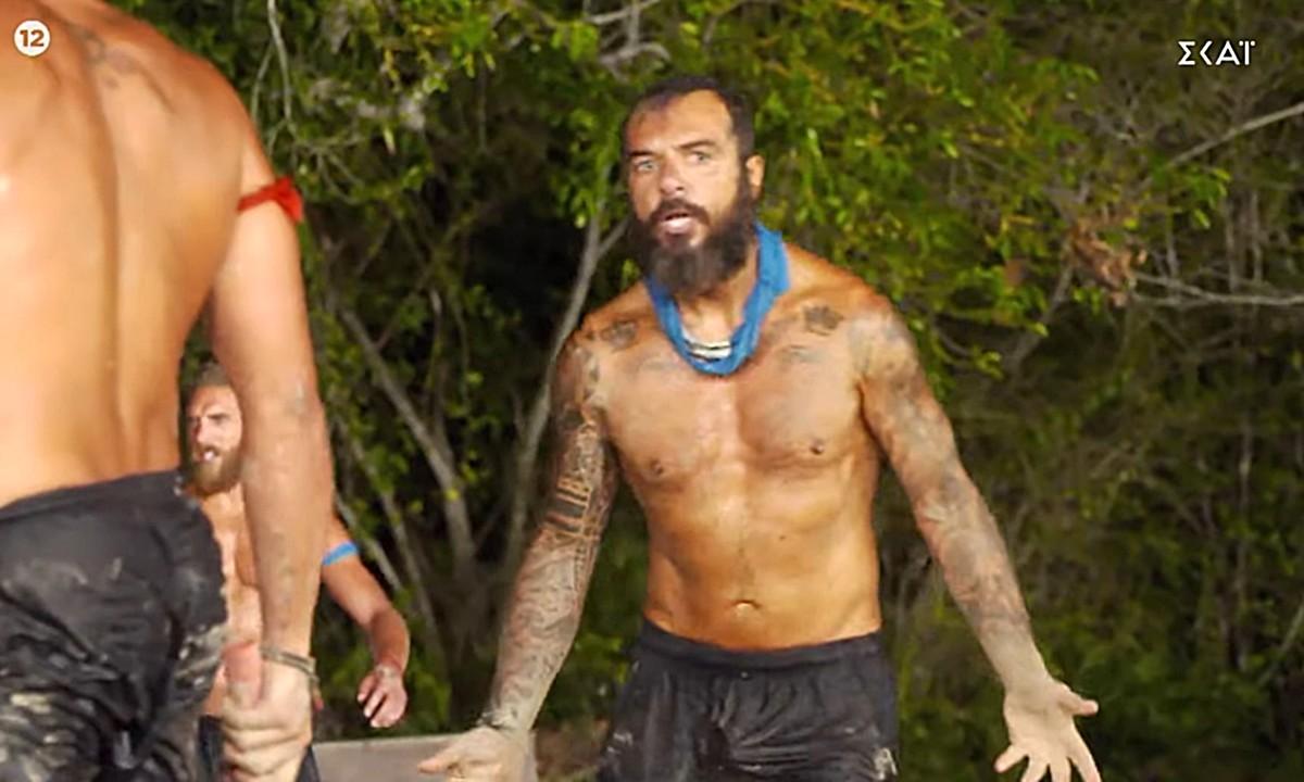 Survivor trailer 16/5: Επικές καταστάσεις – Ο Ντάφυ έγινε μπλε και τρελάθηκε «Σας πονάει αλλά θα μείνω»