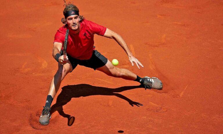 Madrid Open – Τσιτσιπάς: Πρόωρος αποκλεισμός στον 3ο γύρο