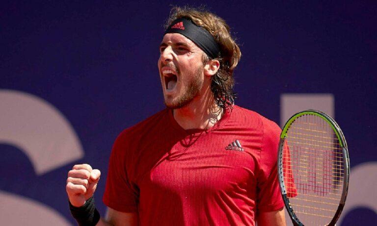 Madrid Open – Τσιτσιπάς: Περίπατος στην πρεμιέρα, με τον Ολλανδό Ρουντ στον επόμενο γύρο