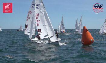 Βιλαμούρα: Φινάλε στο Ευρωπαϊκό πρωτάθλημα 470!