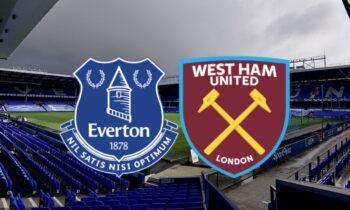 Γουέστ Χαμ-Έβερτον: Παρακολουθήστε LIVE από το Sportime την αναμέτρηση για την 35η αγωνιστική της Premier League.