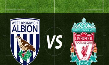 Γουέστ Μπρομ-Λίβερπουλ: Παρακολουθήστε LIVE από το Sportime την αναμέτρηση για την 36η αγωνιστική της Premier League.