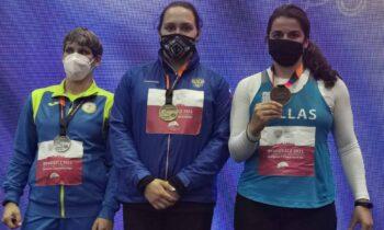 Ευρωπαϊκό Πρωτάθλημα στίβου «Μπιντγκόζ 2021» : Χάλκινο μετάλλιο για την Μαντούδη στη σφαίρα, «χάλκινος» ο Κωνσταντινίδης στην κορίνα
