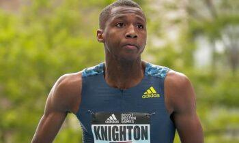 Ο Έριον Νάιτον έγραψε ιστορία στο μίτινγκ του Τζάκσονβιλ τρέχοντας τα 200 μέτρα σε 20.11 (+1,6), σπάζοντας το ρεκόρ του Γιουσέιν Μπολτ