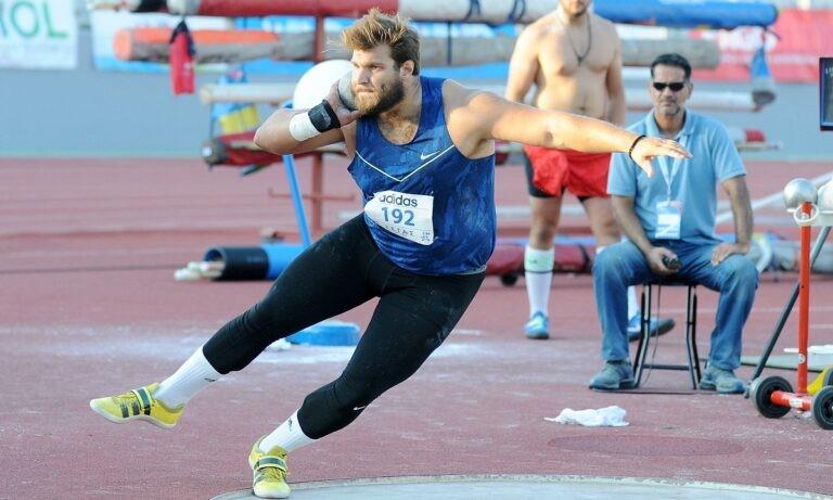Ο Νικόλας Σκαρβέλης 19,57μ. στο Ισραήλ