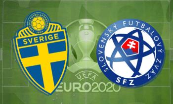 Euro 2020 Σουηδία - Σλοβακία LIVE: Σέντρα στις 16:00, στο στάδιο «Κρεστόφσκι» για την 2η αγωνιστική του 5ου ομίλου του Ευρωπαϊκού πρωταθλήματος.