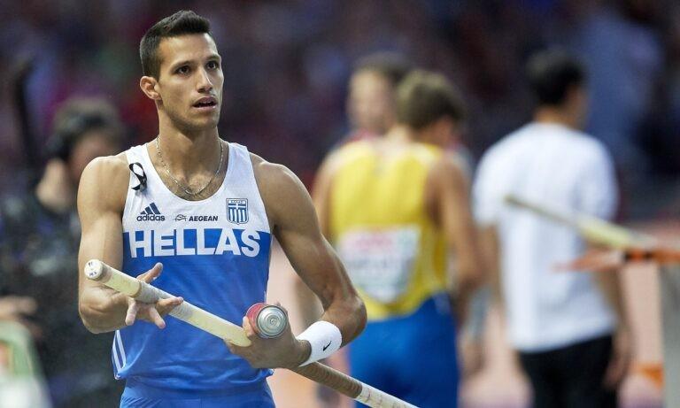 Ο Κώστας Φιλιππίδης 5ος στη Μαδρίτη με 5,45μ.