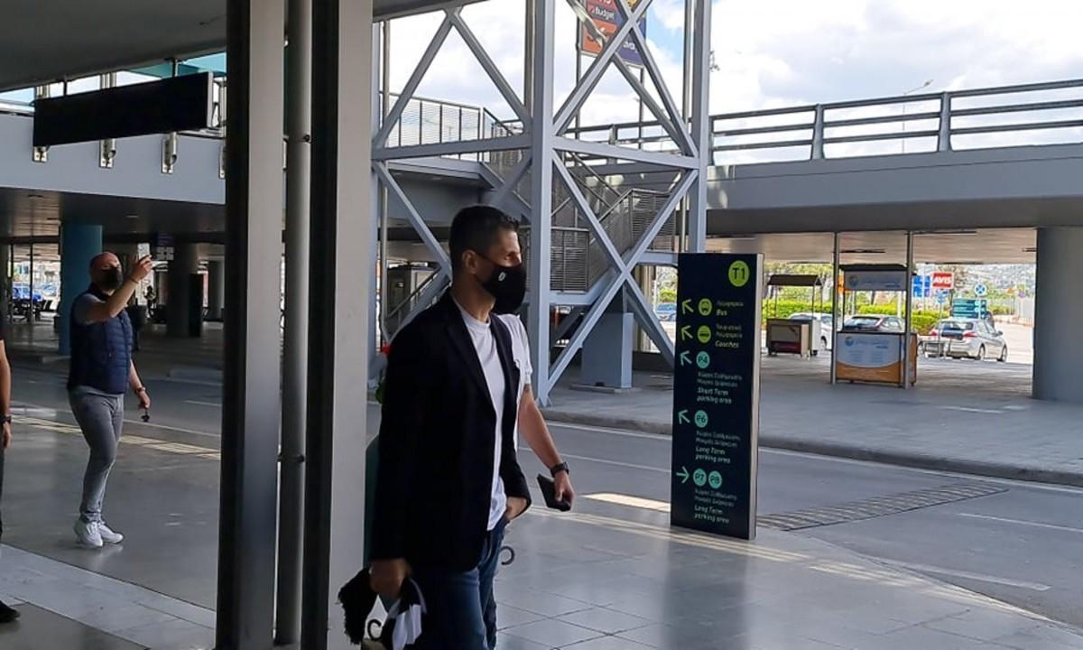 ΠΑΟΚ: Στη Θεσσαλονίκη ο Λουτσέσκου – «Τα καλύτερά χρόνια της ζωής μου…» | sportime.gr