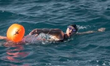 Αυθεντικού Μαραθωνίου Κολύμβησης