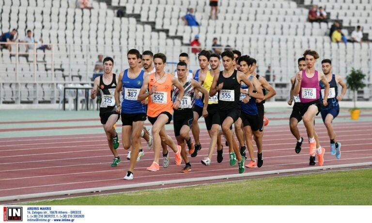 Ο Χρήστος Παπούλιας έκανε εξαιρετική κούρσα στα 1.500μ. και πήρε σπουδαία νίκη με μεγάλο ατομικό ρεκόρ με 3.45.91 στο Πανελλήνιο Πρωτάθλημα.