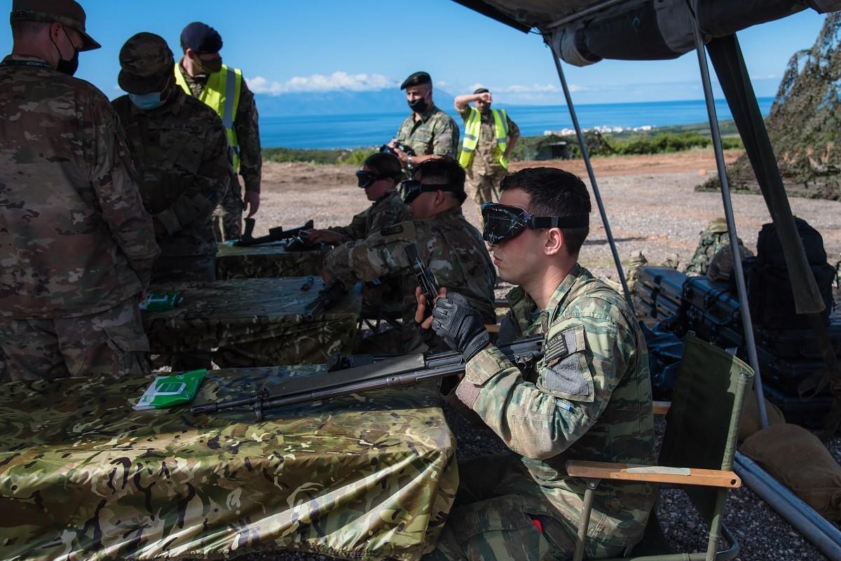 Ελληνοτουρκικά: Η Ελλάδα εξακολουθεί να πραγματοποιεί κοινές στρατιωτικές ασκήσεις με ισχυρές χώρες και αυτό όπως είναι φυσικό ενοχλεί τους Τούρκους.