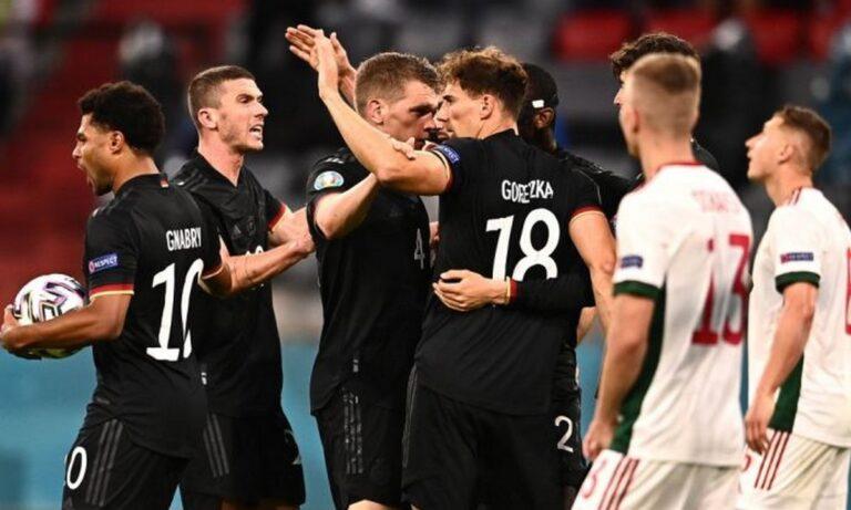 Euro 2020 Γερμανοί: «Προκριθήκαμε αλλά κανείς δεν ξέρει γιατί!»