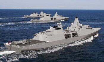 Φρεγάτες: Γιατί κόβεται η αγγλική πρόταση για τις νέες φρεγάτες του ελληνικού Πολεμικού Ναυτικού και τι τύχη θα έχουν γαλλικές και ολλανδιές