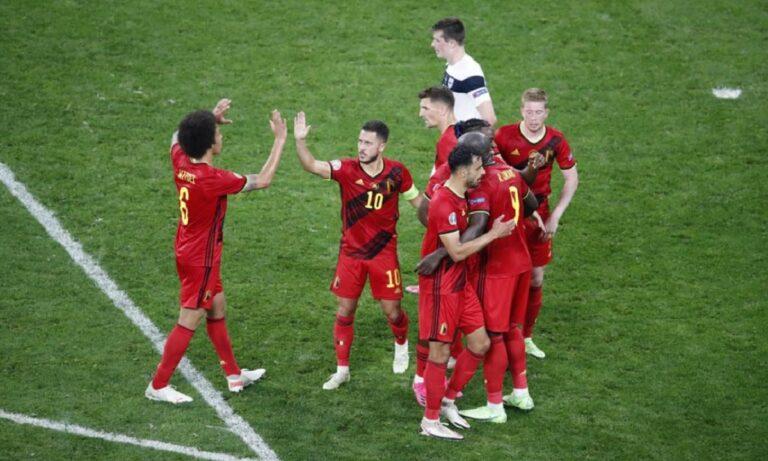 Euro 2020 Φινλανδία – Βέλγιο 0-2: Έκανε το καθήκον του