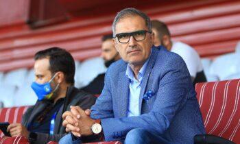 Ο Πρόεδρος του Αστέρα Τρίπολης, Γιώργος Μποροβήλος, έκανε δηλώσεις μεταξύ άλλων για το αν θα υπάρχει κόσμος του χρόνου στα γήπεδα.
