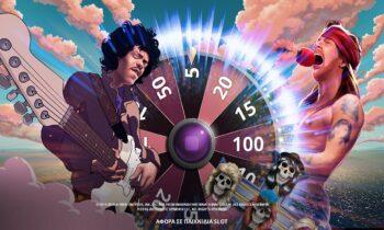 Jimi Hendrix – Guns N' Roses: Περιπέτεια μετά μουσικής στο καζίνο της Novibet