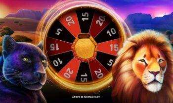 Η περιπέτεια στο καζίνο της Novibet ξεκινάει με το Serengeti Kings!