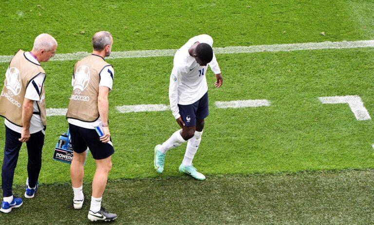 Euro 2020 – Ουσμάν Ντεμπελέ: Τραύμα είσαι ανοιχτό