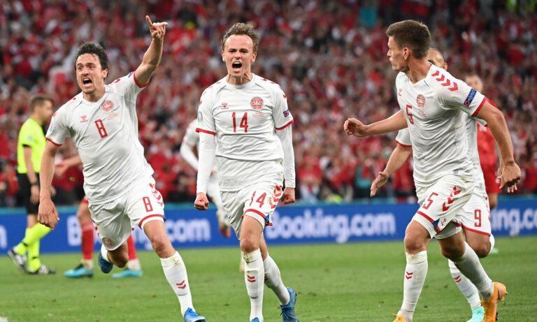 Euro 2020 Ρωσία – Δανία 1-4: Τους διέλυσε και πήρε την πρόκριση για τον… Έρικσεν (vids)
