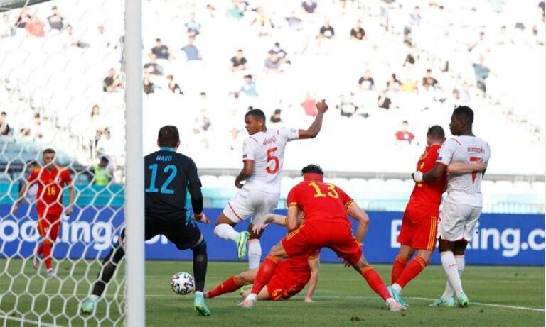 Euro 2020: Ουαλία – Ελβετία: Κρεσέντο χαμένων ευκαιριών από Σεφέροβιτς – Απίθανη ευκαιρία με Σερ
