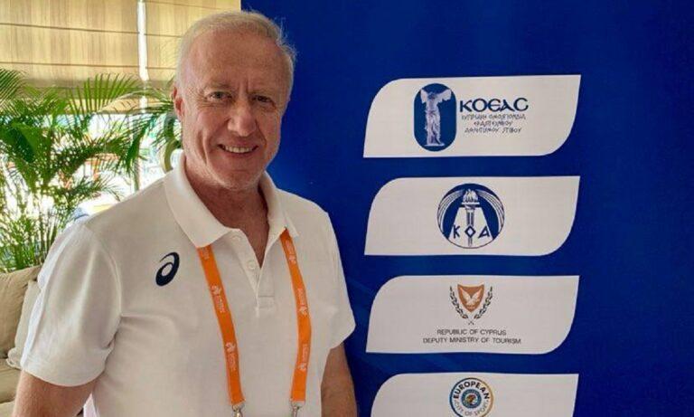 Ευρωπαϊκό Πρωτάθλημα Ομάδων 2021: Ευχές του Παναγιώτη Δημάκου από την Κύπρο
