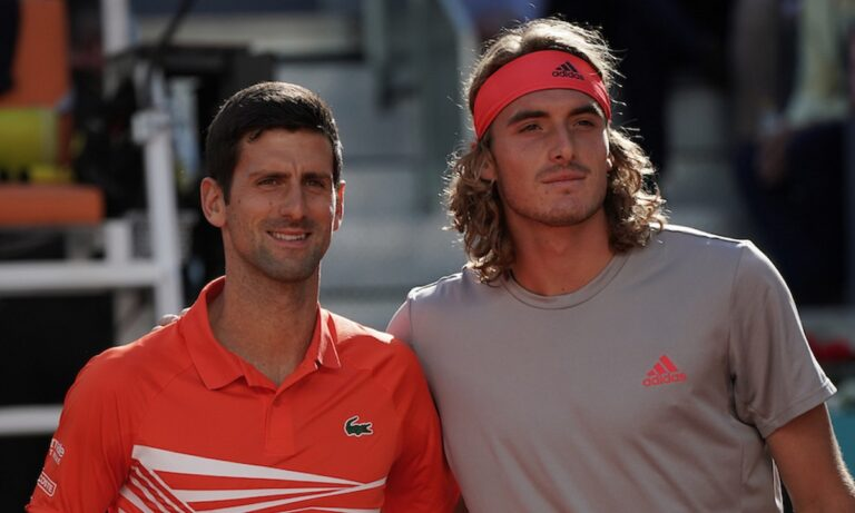 Ο Στέφανος Τσιτσιπάς θα αντιμετωπίσει τον Νόβακ Τζόκοβιτς στον μεγάλο τελικό του Roland Garros.