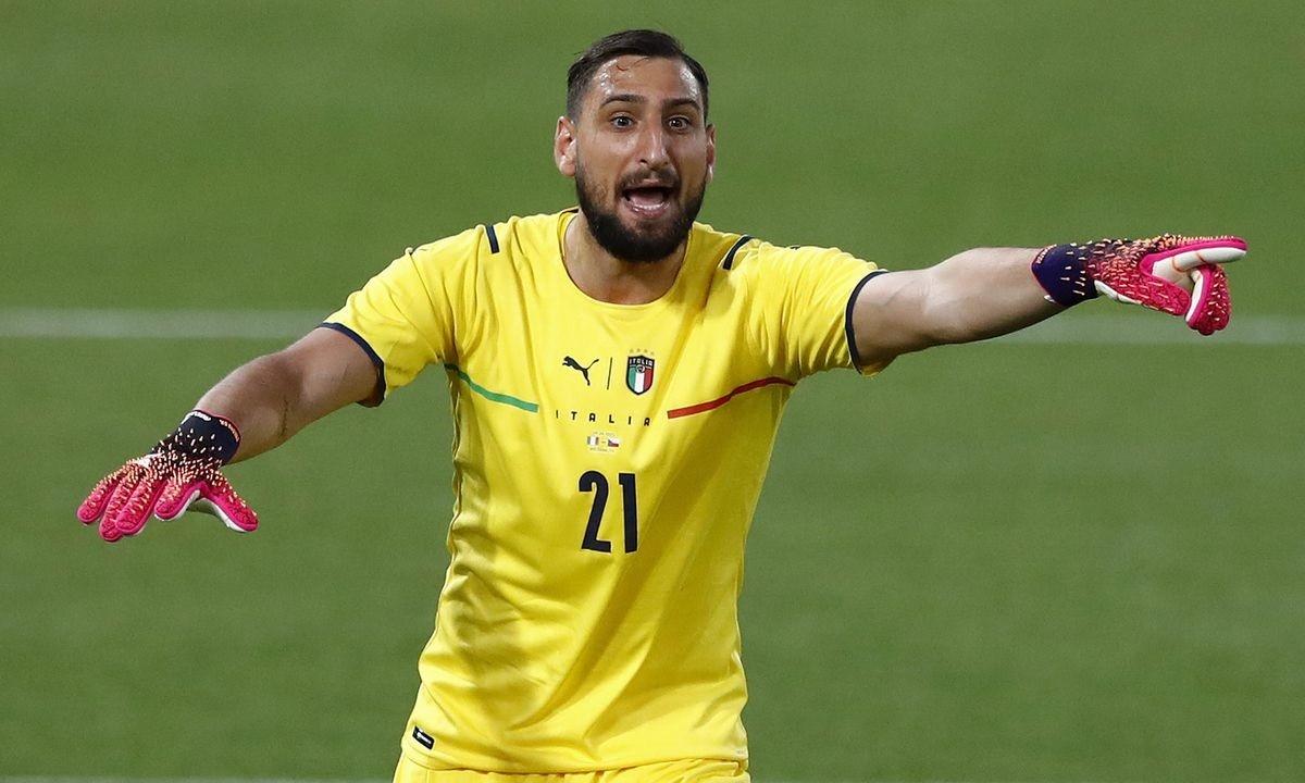 Euro 2020 – Τζανλουίτζι Ντοναρούμα: Η αδρεναλίνη στα ύψη!