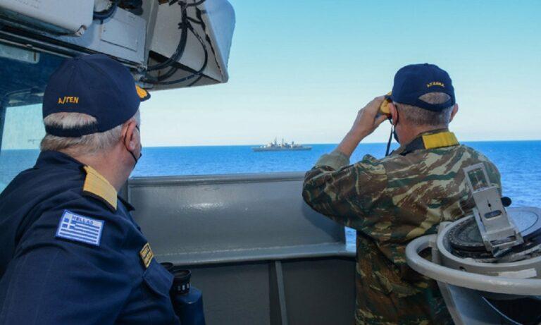 Πολεμικό Ναυτικό: Έκαναν πλάκα οι Έλληνες στους Τούρκους – Έχασαν τον ελληνικό στόλο
