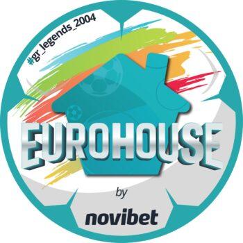 Στο φετινό Euro 2020, οι πιο ποδοσφαιρόφιλες παρέες συγκεντρώνονται στο EUROHOUSE της Novibet και απολαμβάνουν την απόλυτη εμπειρία του Ευρωπαϊκού.