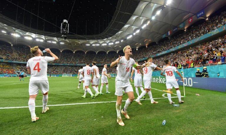 Euro 2020 Γαλλία – Ελβετία: Τρομερή επιστροφή και παράταση