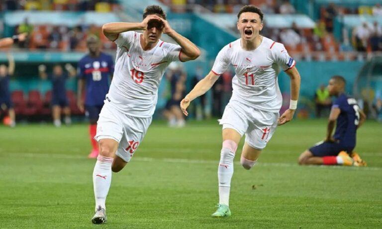 Euro 2020 Γαλλία – Ελβετία 3-3 (4-5 πέν.): Την έστειλε σπίτι της!