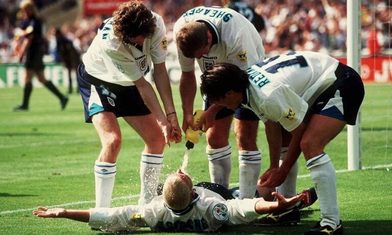 Euro 2020 Αγγλία – Σκωτία: Το 1996 είχαμε «Γκάζα» και τα… μαγικά του Γιούρι Γκέλερ, σήμερα;