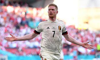 Euro 2020: To Βέλγιο κέρδισε με 2-1, την Δανία με ανατροπή και έτσι πέρασε, στην επόμενη φάση του θεσμού.