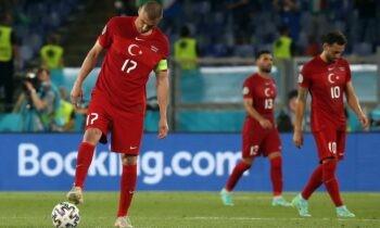 Euro 2020: Η Ιταλία κέρδισε με 3-0 την Τουρκία, με τα ΜΜΕ, στην γείτονα χώρα να περιμένουν περισσότερα από την Εθνική τους ομάδα.