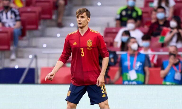 Euro 2020 : Δεύτερο μέλος της Εθνικής Ισπανίας, διαγνώστηκε θετικό στον Κορονοϊό, πρόκειται για ποδοσφαιριστή.
