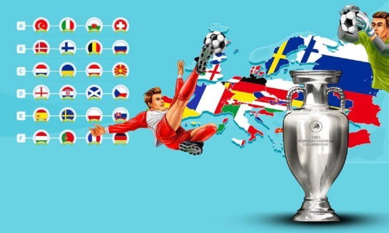 Euro 2020: Τρεις αναμετρήσεις με ξεχωριστό ενδιαφέρον