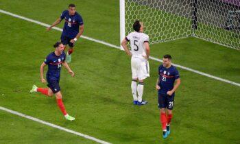 Το Euro 2020 συνεχίζεται και σήμερα με τρεις αγώνες, από τους οποίους οι δύο από τον έκτο όμιλο.