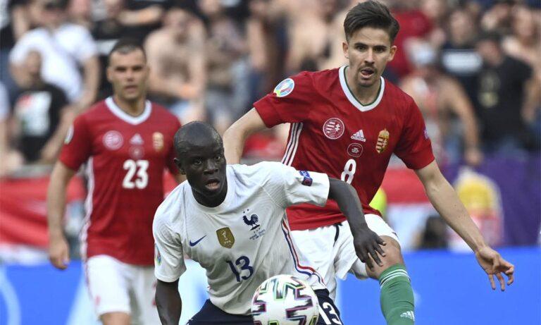 Euro 2020: Τα… φώτα στο Πορτογαλία – Γαλλία
