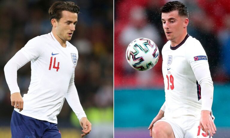 Euro 2020: Οι Μάουντ και Τσιλγουελ δεν θα μπορέσουν να παίξουν στο νοκ-αουτ της Αγγλίας επειδή ήρθαν σε επαφή με τον Γκίλμουρ.