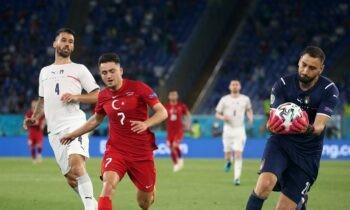 Euro 2020: Ιταλός προέβλεψε τα πάντα που είχαν να κάνουν με το ματς της πρεμιέρας ανάμεσα στην Τουρκία και την Ιταλία.