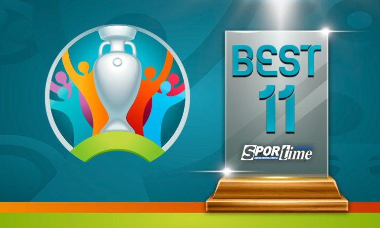 Euro 2020: Η καλύτερη 11άδα της 1ης αγωνιστικής της φάσης των ομίλων