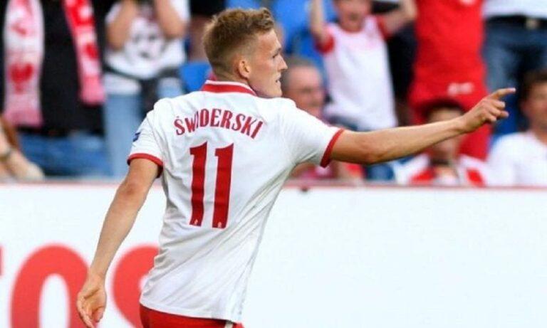 Euro 2020: Ο Σβιντέρσκι υποψήφιος για να ξεκινήσει δίπλα στον Λεβαντόφσκι