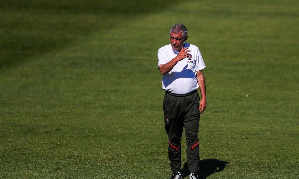 Εuro 2020 – Φερνάντο Σάντος: Καλά κάνει και πήρε τσιγάρα και βαλίτσες για ένα μήνα;